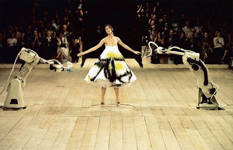McQueen Catwalk